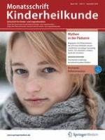 Monatsschrift Kinderheilkunde 12/2018