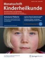 Monatsschrift Kinderheilkunde 2/2018