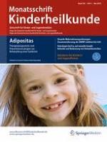 Monatsschrift Kinderheilkunde 5/2018