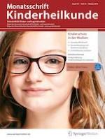 Monatsschrift Kinderheilkunde 10/2019