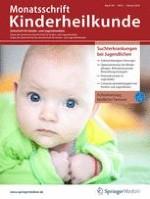 Monatsschrift Kinderheilkunde 2/2019