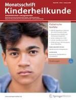 Monatsschrift Kinderheilkunde 2/2020