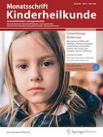 Monatsschrift Kinderheilkunde 3/2020