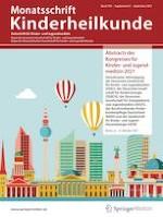Monatsschrift Kinderheilkunde 3/2021