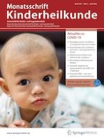 Monatsschrift Kinderheilkunde 4/2021