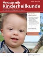 Monatsschrift Kinderheilkunde 7/2021