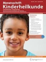 Monatsschrift Kinderheilkunde 9/2021