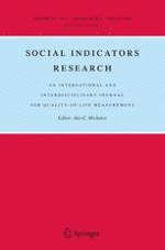 Social Indicators Research 3/2013