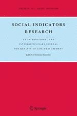 Social Indicators Research 2/2014