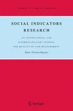 Social Indicators Research 1/2014