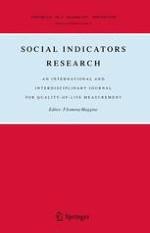 Social Indicators Research 3/2015