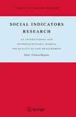 Social Indicators Research 1/2016