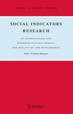 Social Indicators Research 2/2016