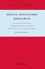 Social Indicators Research 2/2016