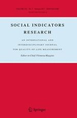 Social Indicators Research 3/2017