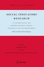 Social Indicators Research 1/2017