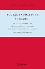 Social Indicators Research 2/2018
