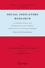 Social Indicators Research 3/2018