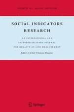 Social Indicators Research 1/2018