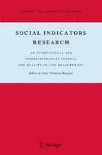 Social Indicators Research 2/2018