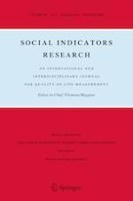 Social Indicators Research 2/2019