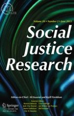 Social Justice Research 2/2015