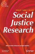 Social Justice Research 2/2020