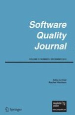 Software Quality Journal 3/2005