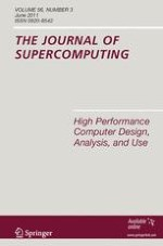 The Journal of Supercomputing 3/2011