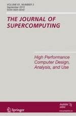 The Journal of Supercomputing 3/2012