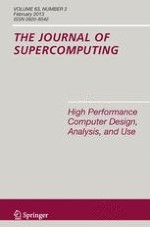 The Journal of Supercomputing 2/2013