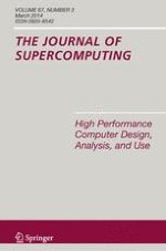 The Journal of Supercomputing 3/2014