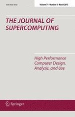 The Journal of Supercomputing 3/2015
