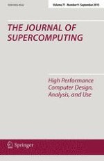 The Journal of Supercomputing 9/2015