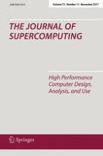 The Journal of Supercomputing 11/2017