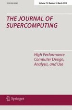 The Journal of Supercomputing 3/2018