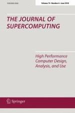The Journal of Supercomputing 6/2018