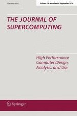 The Journal of Supercomputing 9/2018