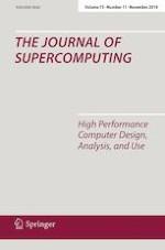The Journal of Supercomputing 11/2019