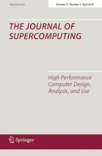 The Journal of Supercomputing 4/2019