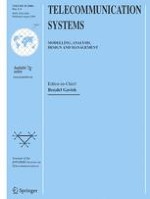 Telecommunication Systems 3-4/2008