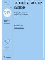 Telecommunication Systems 1-2/2009