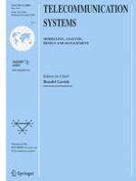 Telecommunication Systems 3-4/2009