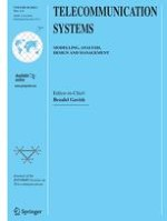 Telecommunication Systems 1-2/2011