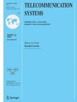 Telecommunication Systems 1/2012