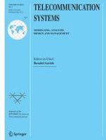 Telecommunication Systems 1/2013
