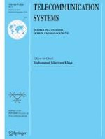 Telecommunication Systems 1/2014