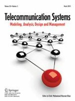 Telecommunication Systems 3/2015