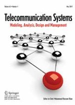 Telecommunication Systems 1/2017