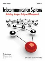 Telecommunication Systems 3/2017